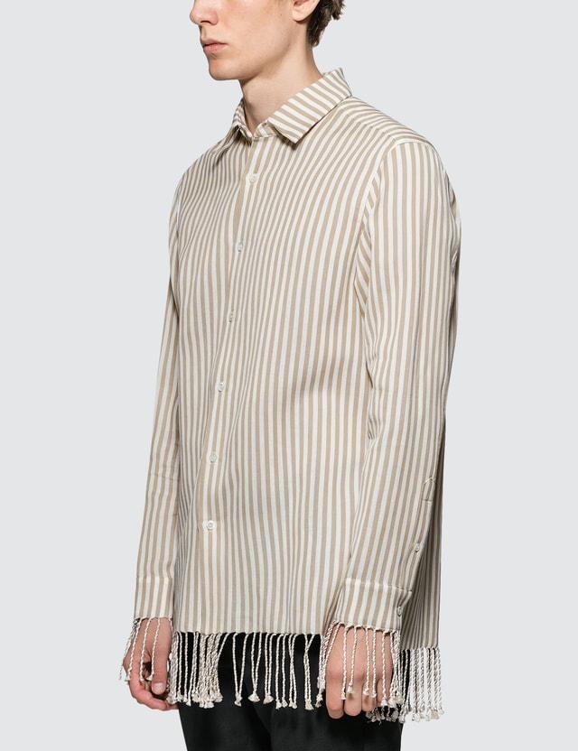 Loewe Paula Stripes Classic Shirt