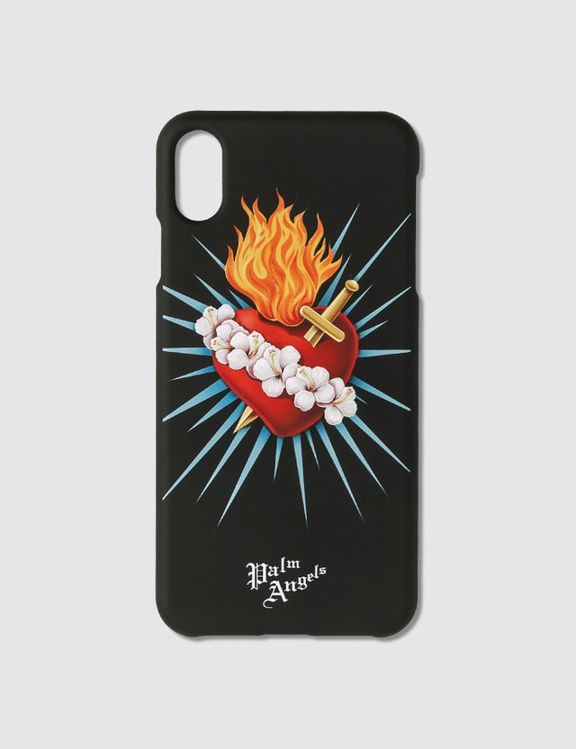 Palm Angels Sacred Heart iPhone Case Xs Max