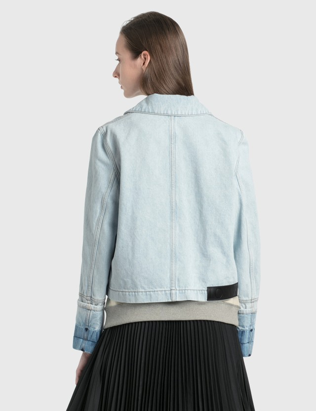 Loewe Button Denim Jacket