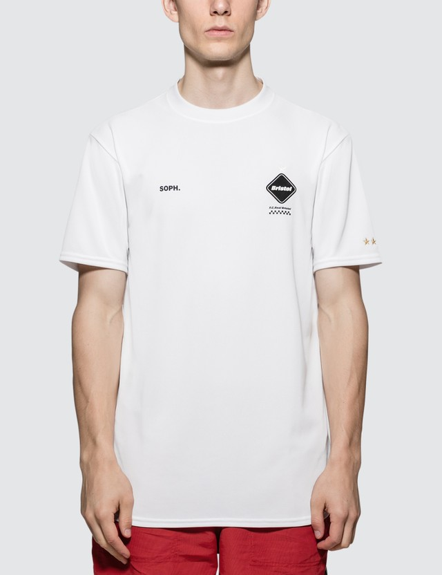 F.C. Real Bristol Circle Logo S/S T-shirt