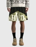 Rhude Yachting Shorts Picutre
