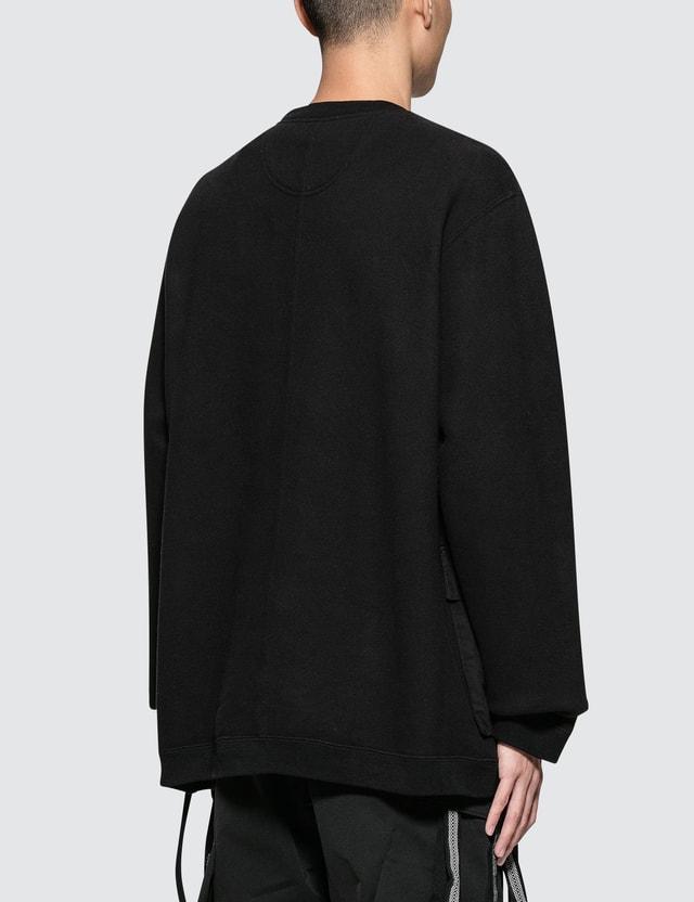 White Mountaineering Big Pocket Sweatshirt