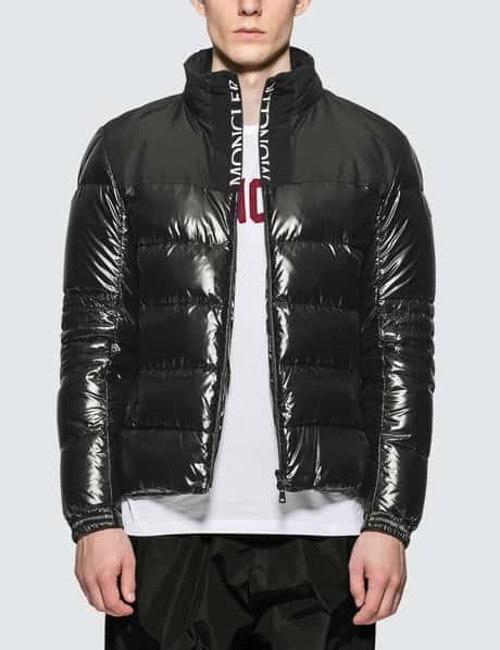 몽클레어 Moncler Nylon Down Jacket with Zip Detail