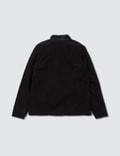 NEIGHBORHOOD Fleece Leather Jacket