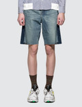 Sacai Denim Shorts Picutre