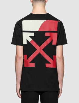 Off-White Split Logo S/S Slim T-Shirt