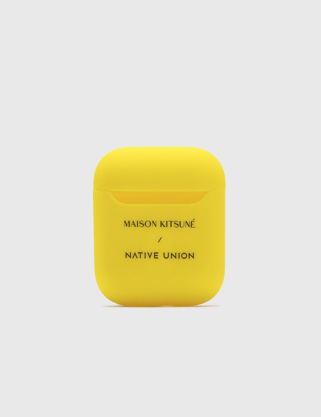 Maison Kitsune Native Union x Maison Kitsune 에어팟 케이스