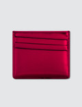 Maison Margiela Red Card Holder Picture