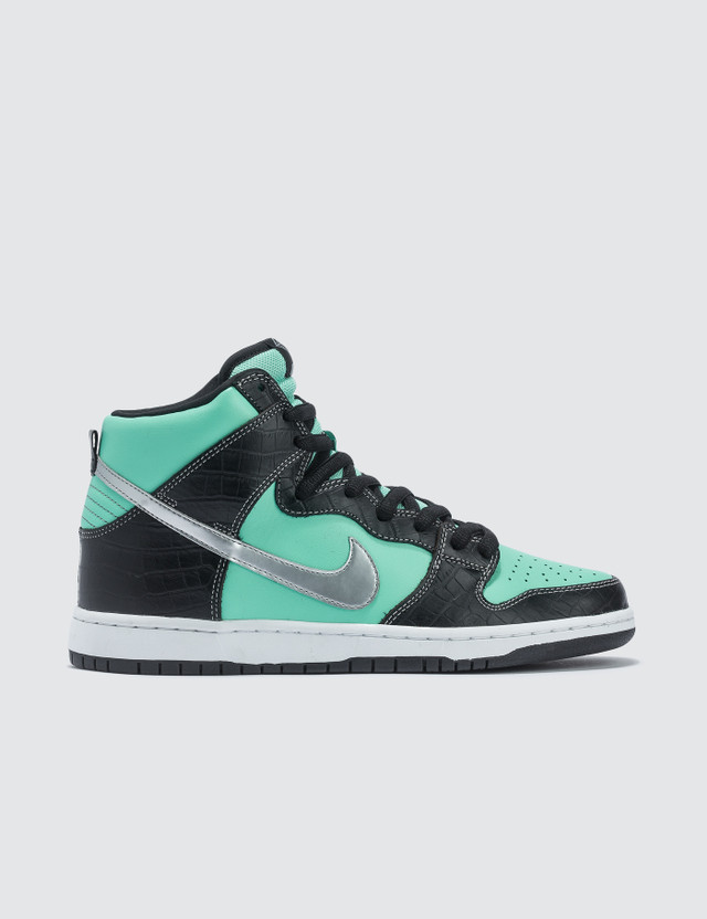 "Nike Dunk Sb High Diamond Supply Co. ""tiffany"" Green Archives"