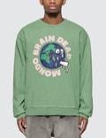 Brain Dead Mondo Crew Sweatshirt Picture