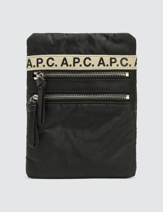 A.P.C. Repeat Neck Pouch