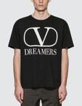 Valentino V Logo Dreamers T-Shirt Picutre