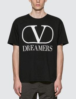 Valentino V Logo Dreamers T-Shirt