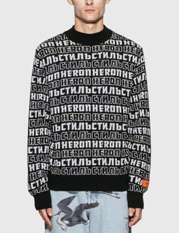 Heron Preston Heron CTNMB Sweater