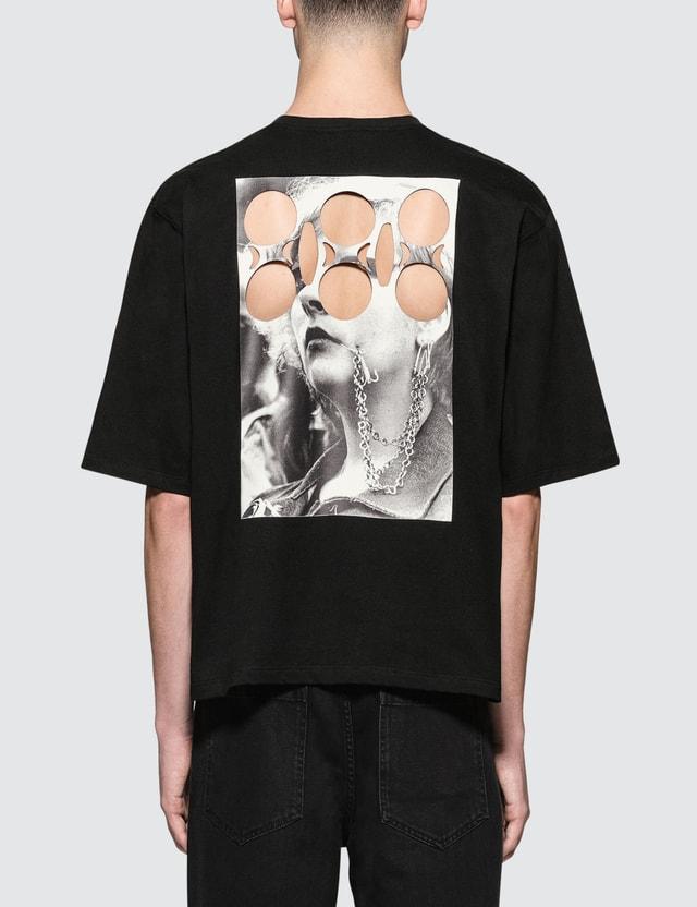 Raf Simons Cropped T-Shirt