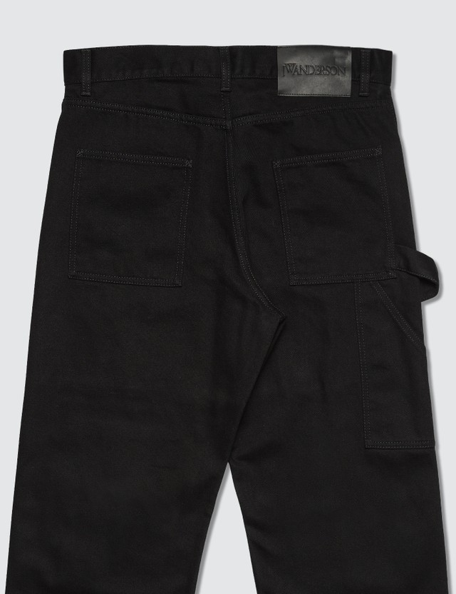 JW Anderson Low Pocket Jeans