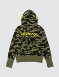 BAPE Camo Zip Up Hoody