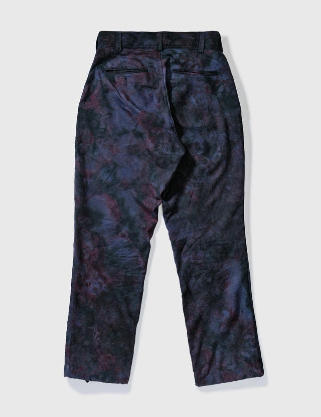 Needles Needles String Cuff Pants Navy/purple Archives