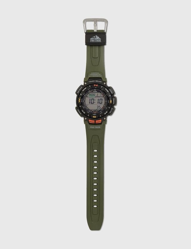 G-Shock PRG-240-3 PRO TREK Green Men