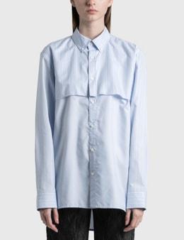 Ader Error Layered Stripe Shirt