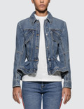 Alexander McQueen Denim Jacket Picture