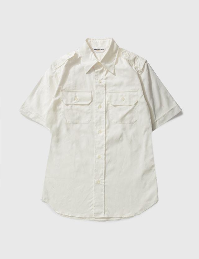 BAPE Bape Cotton Shirt Black Archives