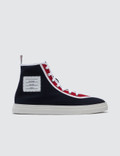 Thom Browne Hi-top Trainer Picture
