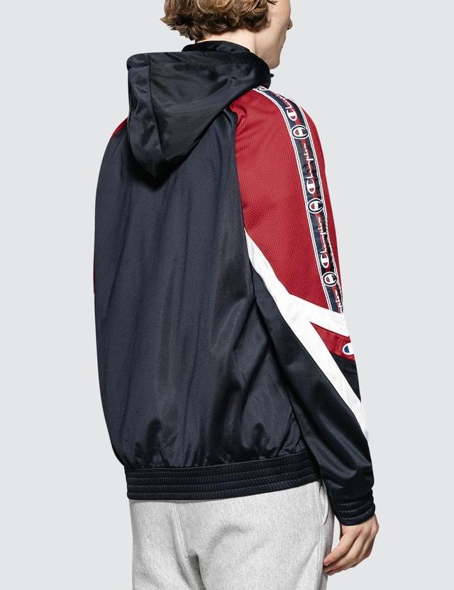Champion Reverse Weave Hooded Tracket Jacket