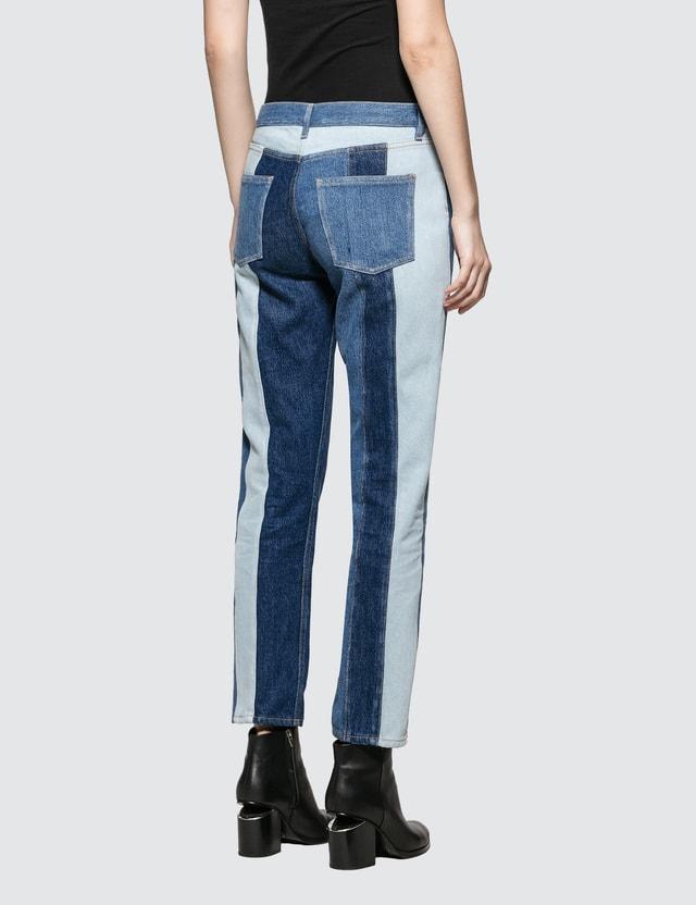 Maison Margiela Patchwork Jeans
