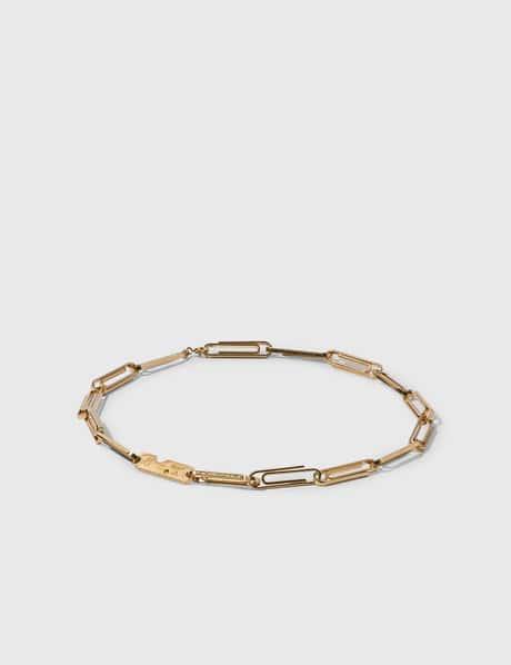 오프화이트 Off-White Multi Paperclip Short Necklace