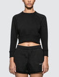 Hanes x Karla The Crop Sweatshirt Picture