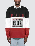 Polo Ralph Lauren Double Knit L/S Polo Picture
