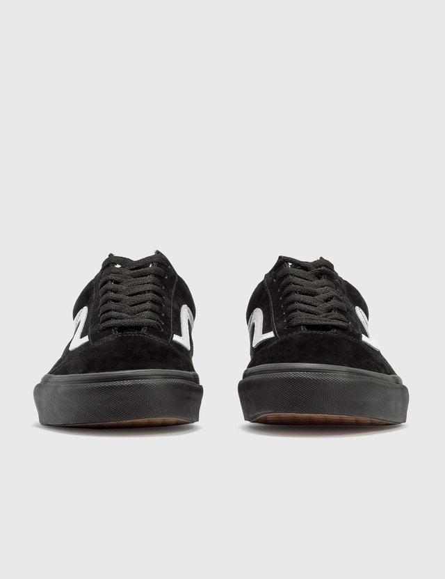Vans Old Skool (pig Suede) Black/black Men