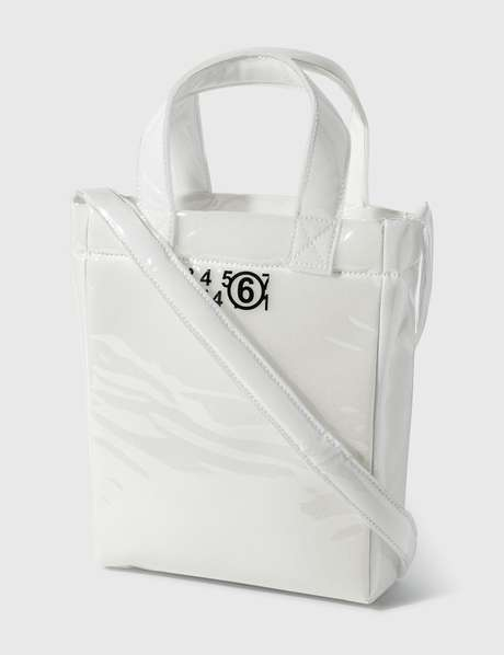 MM6 메종 마르지엘라 Maison Margiela Mini PVC Foam Shopping Bag