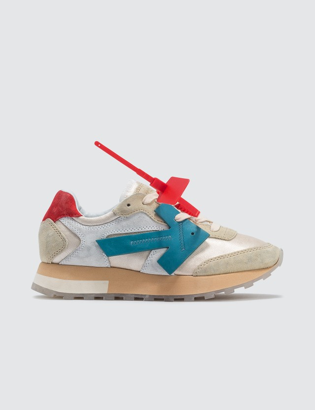 Off-White Arrow Patch Sneaker