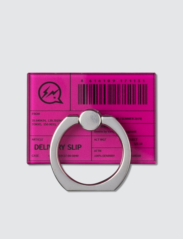 Denim By Vanquish & Fragment Bunker Ring