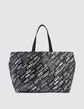 Rokit Medicom Toy Fabrick x Rokit Tote Bag Black Men