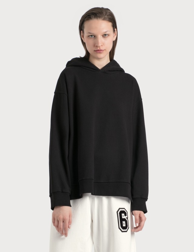 MM6 Maison Margiela Back Printed Hoodie