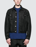 Perry Ellis Denim Jacket Picture