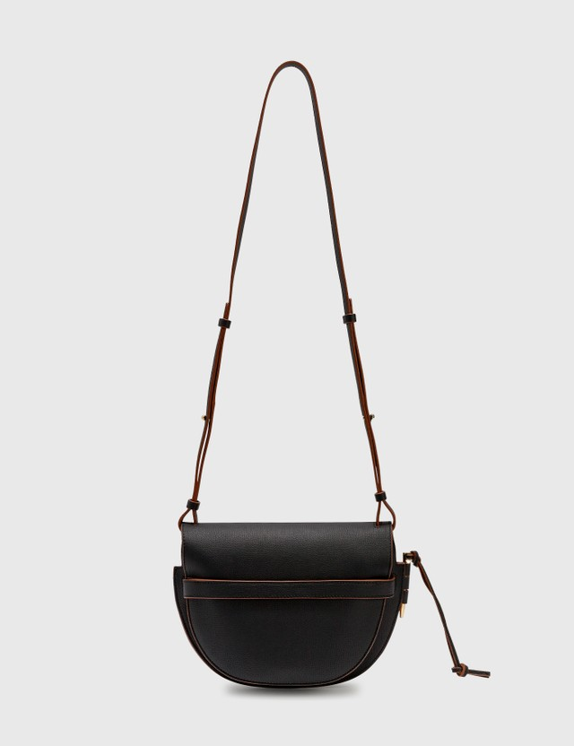Loewe Small Gate Bag Black Women