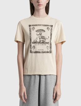 Acne Studios Ebilly Frame T-shirt