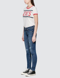 "Levi's ""Mix Tape"" 711 Asia Skinny Altered Jeans"