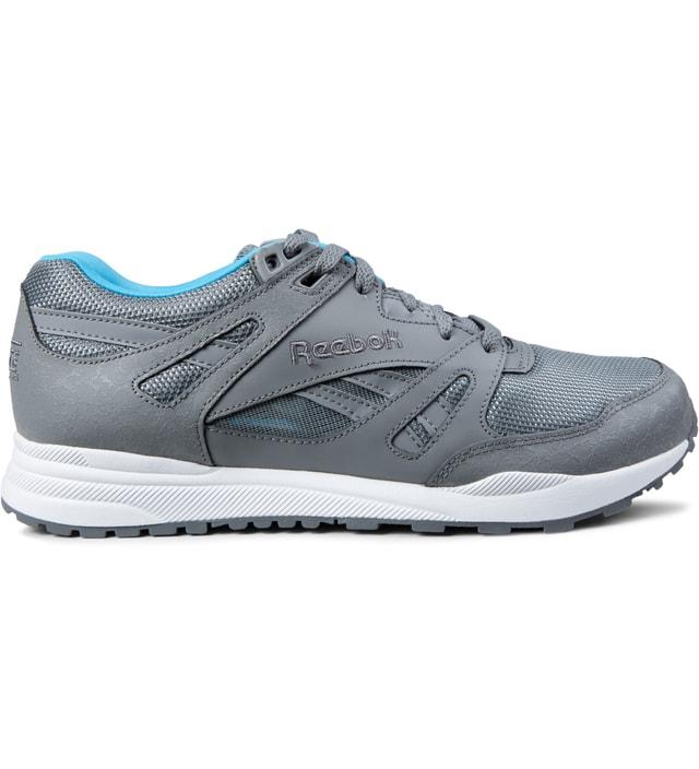 a1b3b87fcd2719 Reebok - Grey White Blue Ventilator Reflective Shoes