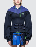 Fenty Puma By Rihanna Belted Zip Hoodie Picture