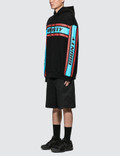 Marcelo Burlon Color Band Hoodie