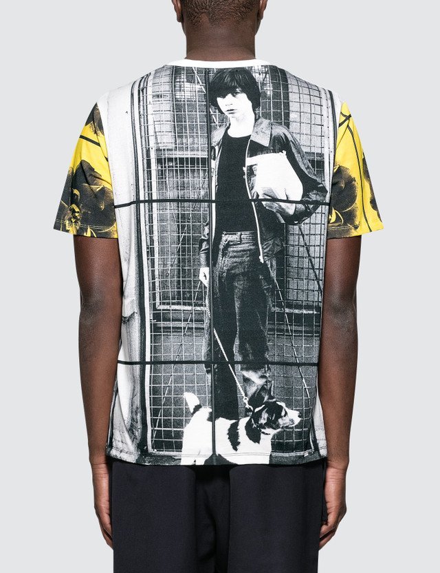 JW Anderson G+G Dog Boy Allover Print S/S T-Shirt