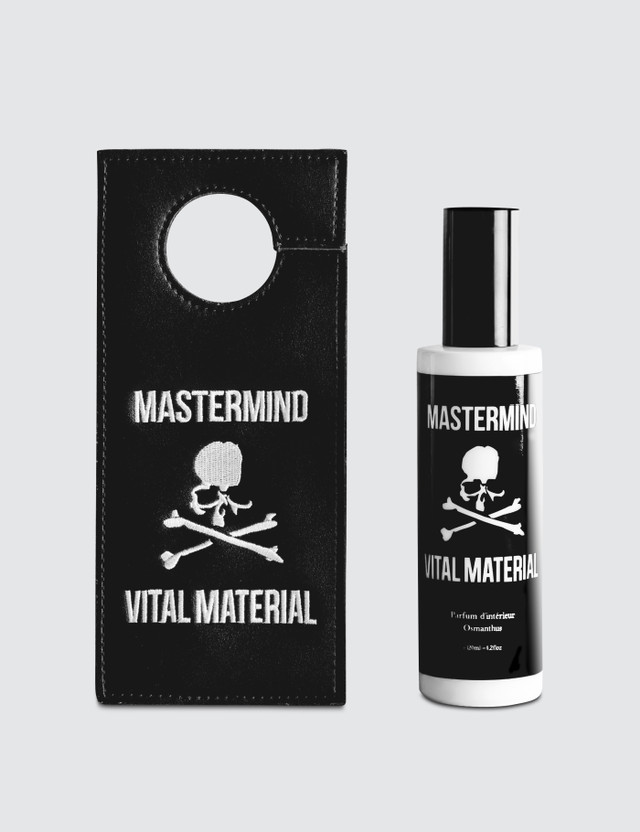 Mastermind World Mastermind World x Vital Material Room Spray & Fragrance Tag