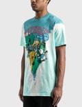 RIPNDIP Band Wagon T-Shirt Teal V Dye Men