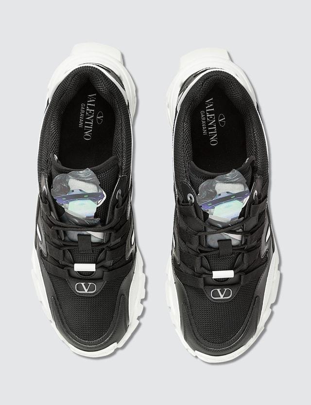 Valentino Valentino Garavani x Undercover Climbers Face Logo Sneakers