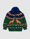mercibeaucoup, Zip-up Knitwear Picture